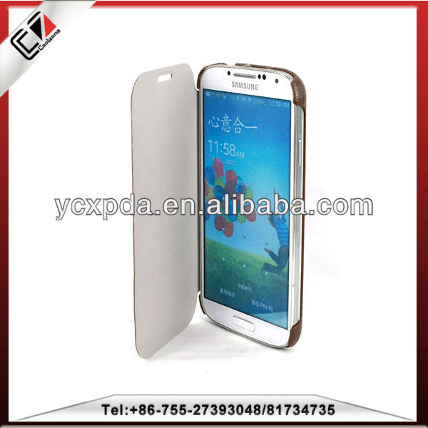 Flip case for samsung s4, For samsung s4 case suppliers, For samsung s4 wholesales