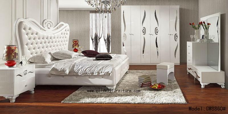 Royal möbel schlafzimmer-sets/Türkisch schlafzimmermöbel( 8860w ...