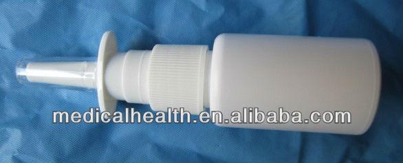 Nasal Spray Bottle With Pump