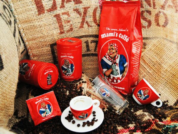 Italian Espresso Crema Coffee in Beans