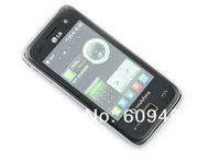 Мобильный телефон Window mobile 6.5 phone Original LG GM750 unlocked phone 5.0MP camera GPS WIFI