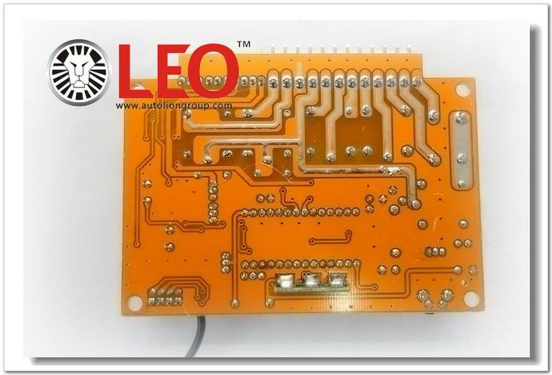 Car alarm octopus electronic