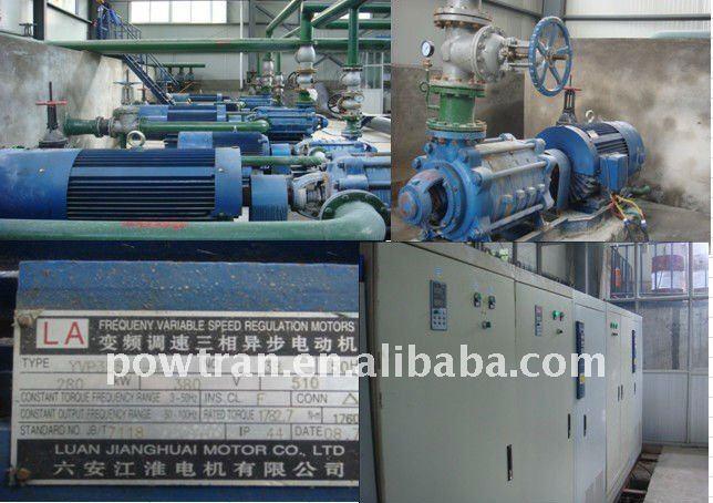 22kw 3 phase 220v/380v/440v/560v/630v frequency converter /inverter _POWTRAN