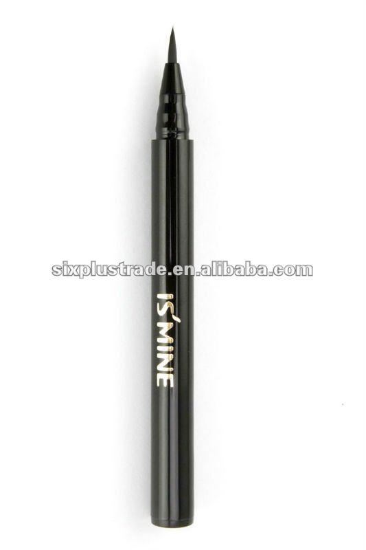 waterproof liquid eyeliner pen black