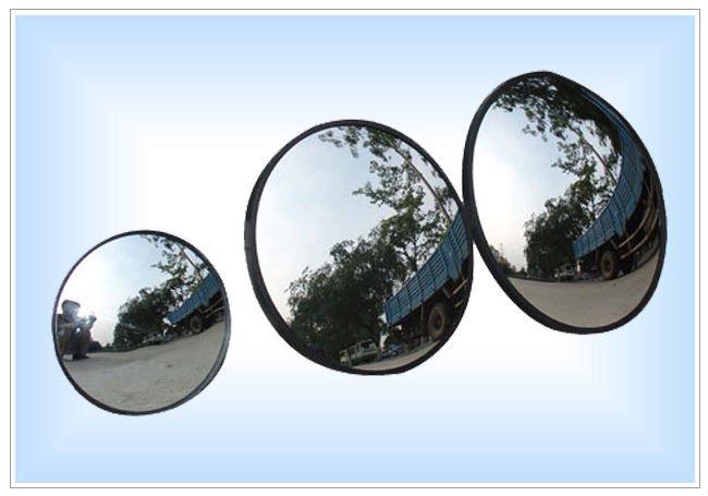 Pc miroir et abs cadre 24 100 cm dia miroir convexe de for Miroir convexe exterieur