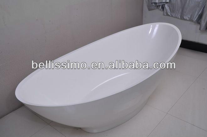 Baignoire de luxe corian baignoire forme sp ciale bs 8609 baignoire ba - Dessous de baignoire ...