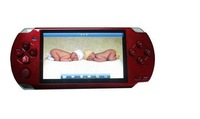 "Free shipping 4GB PSP digital 4.3"" TFT Game Video Radio FM TV-OUT MP3 MP4 mp5 Photo Voice Recorder E-Book gift"