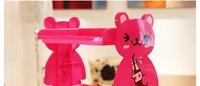 Стеллажи и Вешалки для обуви 2013 Animal double Shelves high quality 30*25.5*18CM