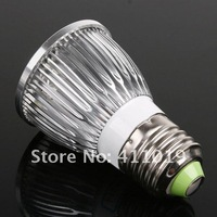 High Power LED Lamp CE CREE MR16/GU10/E27 85/265V 5X3W 15W 80W LED Bulb Light Spotlight Downlight replace 80W 1pcs/lot