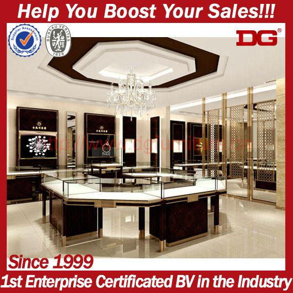 Interior Indian Jewellery Showroom Designs, View jewellery showroom ...