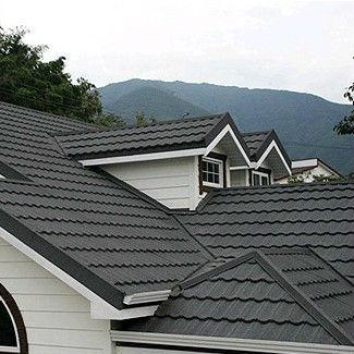 Wholesale Wanael Stone Coated Steel Roofing Tile Versatile