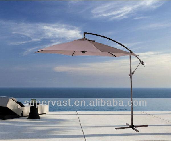 3M Alu. Banana Hanging Outdoor Umbrella Parts