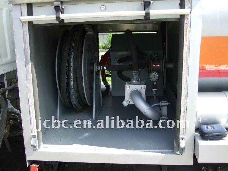 5000L Fuel/oil Tanker/tank Truck (Mobile gas station)