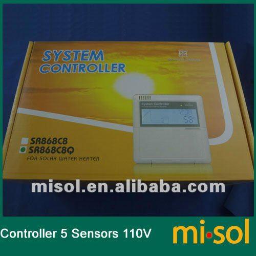 controller 5 sensors 110v 4
