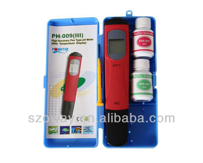 New ph meter pocket pen type