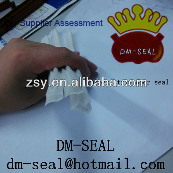 door weather seal /superior rubber strips/sliding door seal