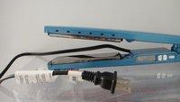 """Утюжок для выпрямления волос SNS/OEM 1 1/4"""" pro nano SNS-002(BS)"""