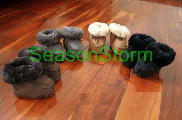 Обувь из овечьей шкуры своими руками 7229