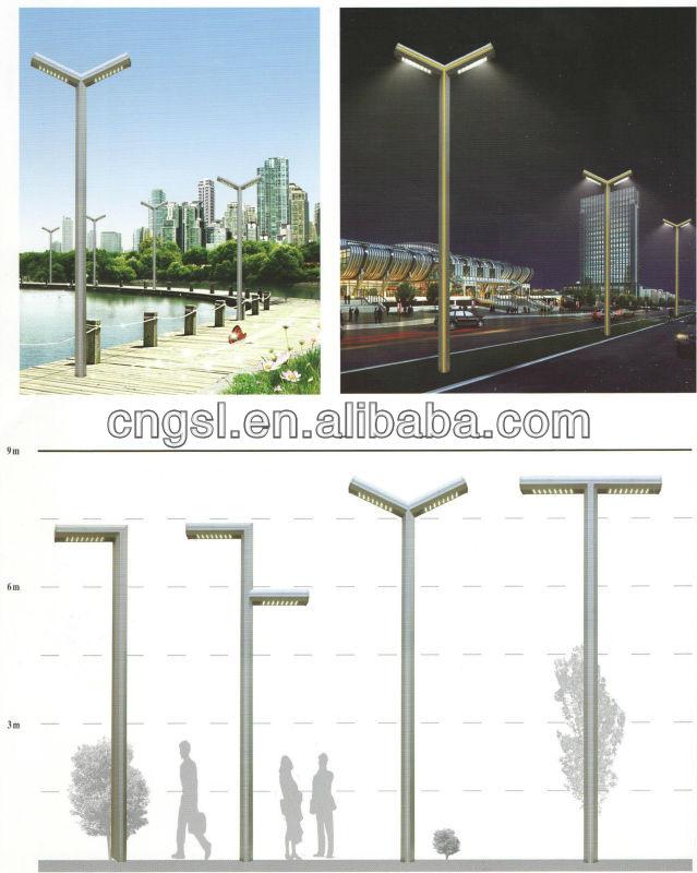 new style 24W-120W LED street light