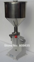 Hot sale Manual cream filling machine for shapoo/cosmetic/lotion/bath gel/liquid detergent (5~50ml)