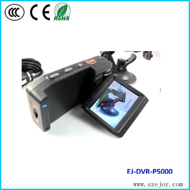 LED fill light vision 360 Degrees rotate screen 1280X960 car camera black box & EJ-DVR-P5000