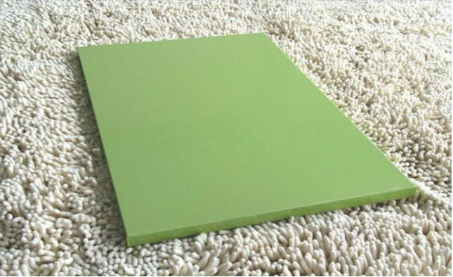 uv mdf board/six primier paint and two times finishi UV board