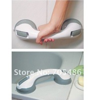 NEW - 2pcs/lot Non-slip Bathroom Helping Safety Bar Grip Handle with Suction Cups As Seen On TV