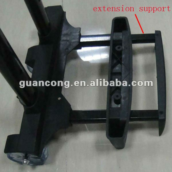 2012 For LV and Samsonit luggage telescopic trolley handle parts RD11W-168