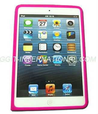 Mobile Phone Silicon Case For Ipad Mini