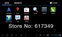 Планшетный ПК DHL 5 Freelander PD100 Tablet pc 7/android 4.0 8GB GPS