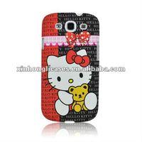 Чехол для для мобильных телефонов for samsung 9300 cartoon case, for s3 cartoon cover
