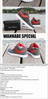 Англия стиль моды nubbuck мужчины спортивная обувь, спортивная обувь кроссовки для человека