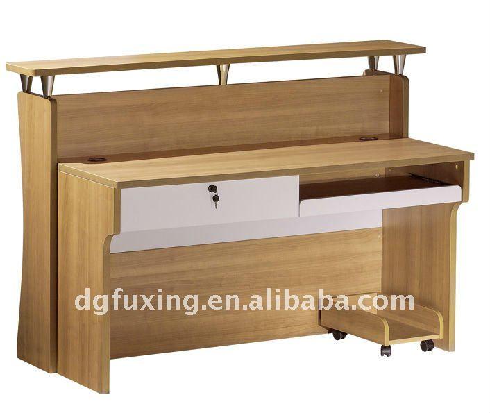 office reception desk design,counter table FC3316, View reception ...