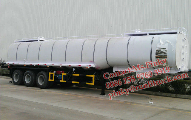35Tons Liquid Asphalt Transport Tank