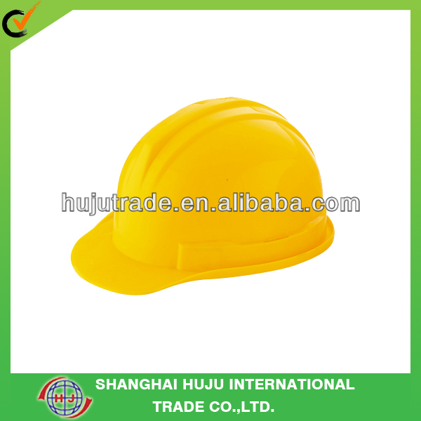 yellow safety helmet/ industry safety helmet/miners helmet