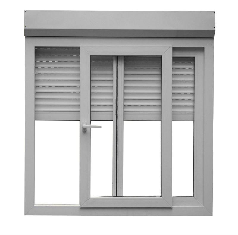 Ventanas de aluminio persiana y mosquitera enrollable - Percianas de aluminio ...