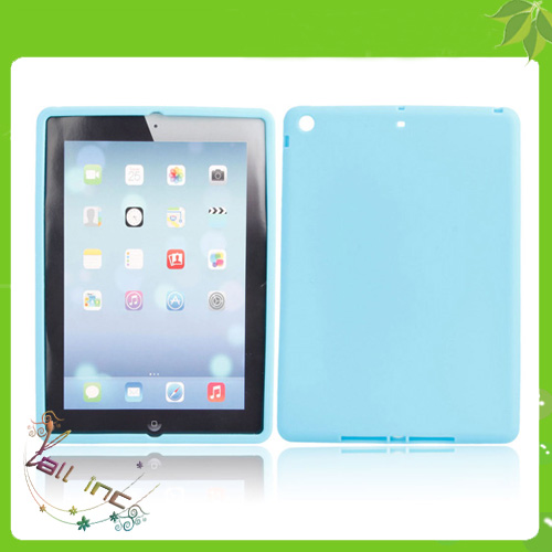Cheap Protective Cover Case For iPad Air Sky Blue