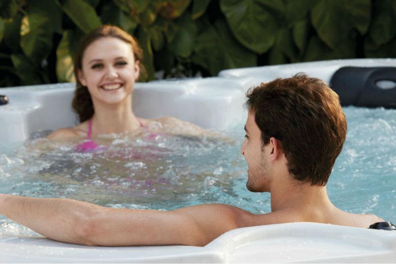 Monalisa Outdoor Whirlpool