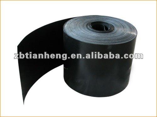 PVC black color Plastic film for cooling tower filler