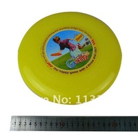 (free shipping) 5 Pcs/lot Hot 22CM children Frisbee Pet Frisbee beach grass outdoor sports and fitness flying saucer