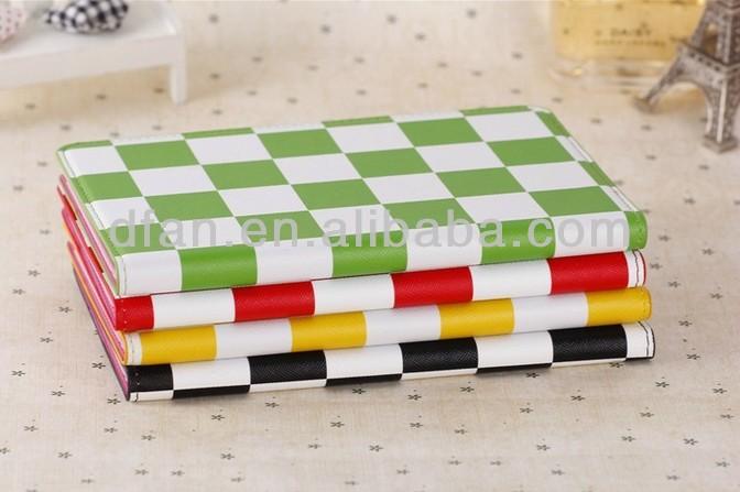 2014 new design leather flip case for ipad mini 2