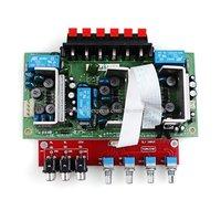f538 # auto dc 12v hi-fi 5.1 канал аудио усилитель kit ta2020 diy amp Совет для автомобиля