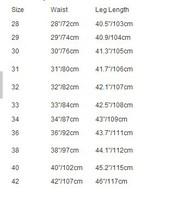 Мужские джинсы Korea Men's Jeans New 2013 Slim Fit Classic denim Jeans Trousers Straight Leg Blue Size 28~42 Button