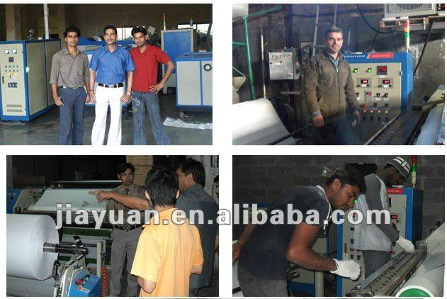 PLC Controlled Automatic Adhesive Tape Roll Slitting/Cutting Machine, CE Approved