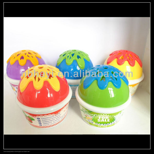 180g ice cream gel car air freshener