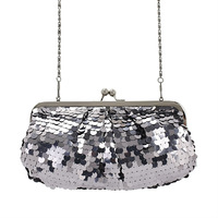 Вечерняя сумка 2013 lady's new fashion sequins sparkle mini handbags clutch/Banquet bag/evening bag ZP564