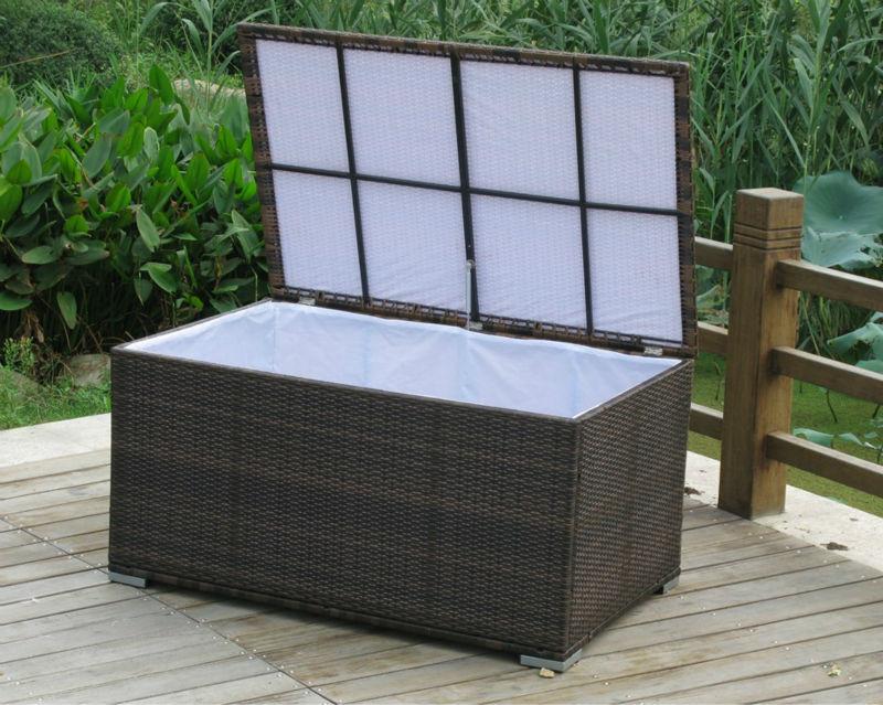 terrasse rattan m bel knockdown aufbewahrungsbox produkt id. Black Bedroom Furniture Sets. Home Design Ideas