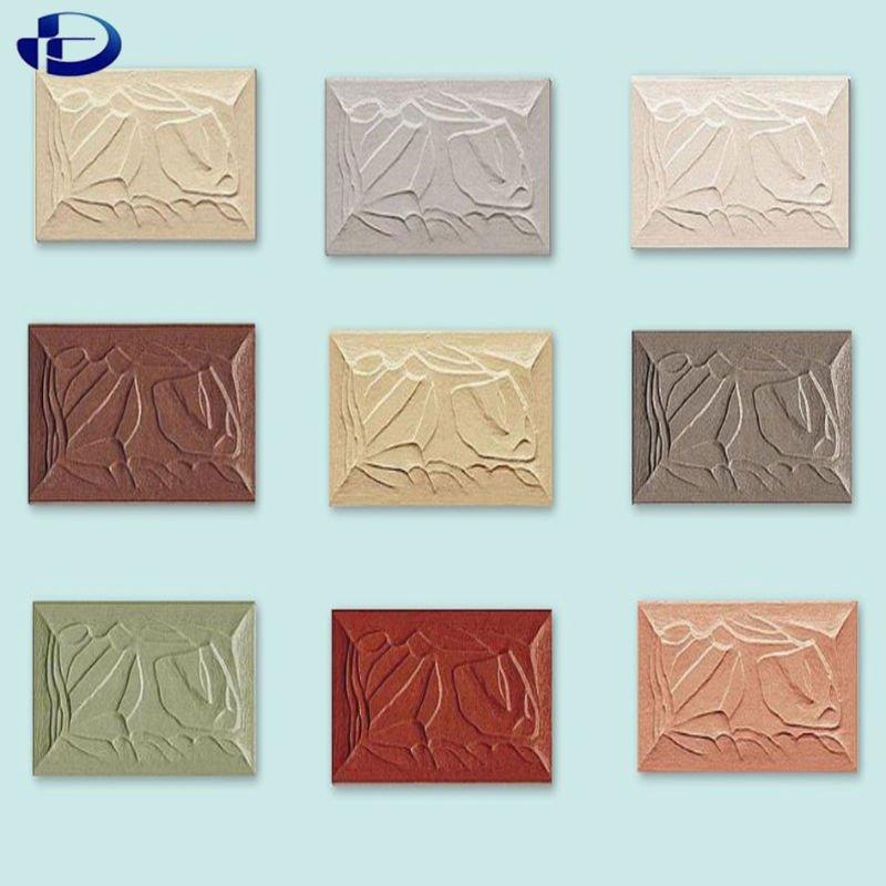 Ceramic wall design