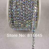 Стразы для одежды ss16 Crystal AB 10
