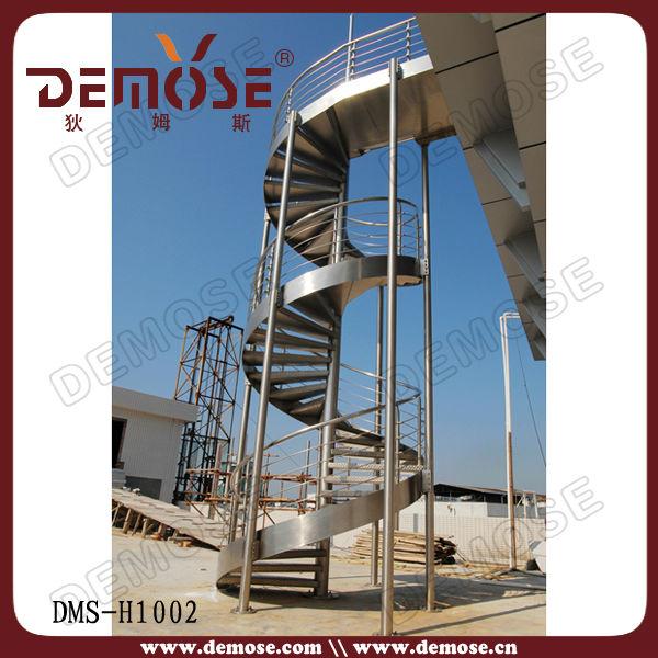 Außen stahl wendeltreppe verwendet zum verkauf treppe produkt id ...
